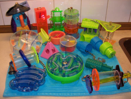 Voeder Speelgoed (Winny Weinbeck)