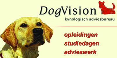 logo dogvisoin vierkante banner voor PVH