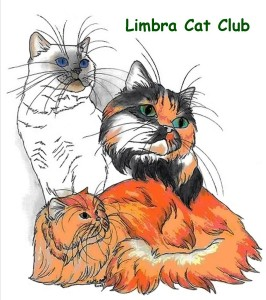 logo Limbra Cat club